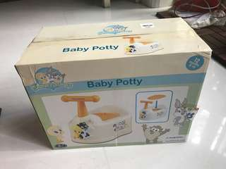 Baby potty - Brand new in box