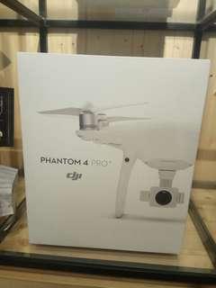 Phantom 4 Pro+ Kredit proses 3 menit