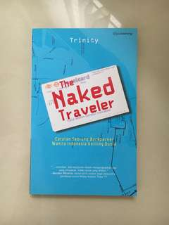 Buku the naked traveler 1