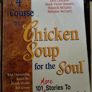 Chicken Soup for the Soul,My Prayer,True Life in God,Rx for life