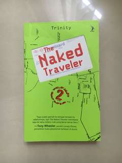 Buku the naked traveler 2