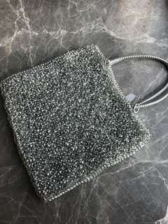 🌟 SOLD已售🌟100% authentic Anteprima Silver wire small bag