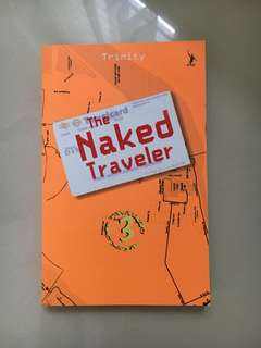 Buku the naked traveler 3