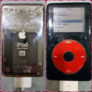 IPod U2 Limited Edition