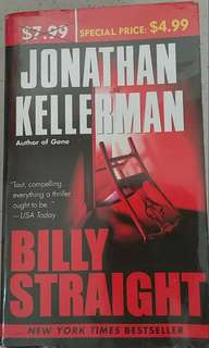 Billy Straight by Jonathan Kellerman