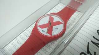 SWATCH X RATED