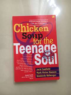Buku chicken soup for teenage soul 1
