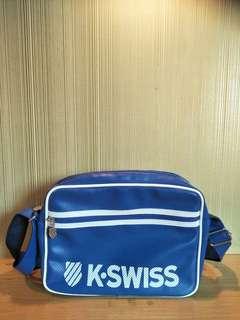 K-SWISS 運動單肩包包