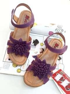 🚚 ZOBR🌺大花設計氣墊式涼鞋