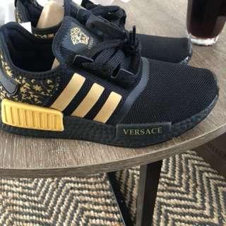 Versace x nmd sneakers