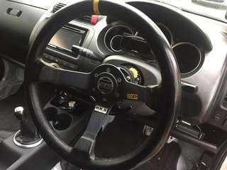 Sparco Steering