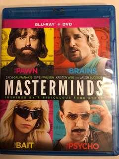 Masterminds (dvd)