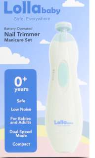 Lollababy Nail Trimmer Manicure Set