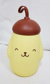 Senrio Pompompurin chill water bottle