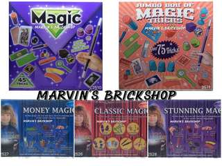WOW MAGIC Tricks Toys Available Now!