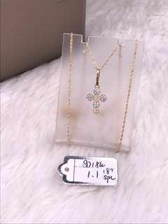 🌼 18k Necklace 🌼