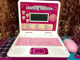 PreLoved Educational Laptop Toy