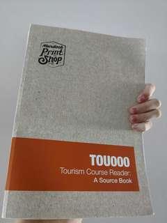 TOUOOO Tourism Course Reader: A Source Book