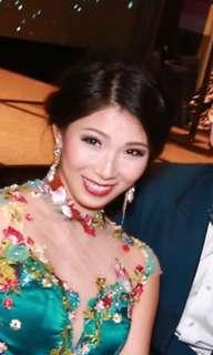 Bridal Cheongsam rental