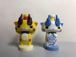 Yokai Watch -Komasan little toy (Mcdonald)
