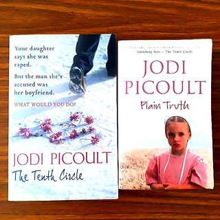 2 for $9: The Tenth Circle; Plain Truth ~ By Jodi Picoult