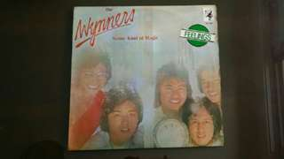 WYNNERS . same kind of magic. Vinyl record