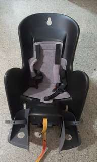 Pillion bicycle baby Seat