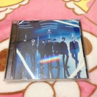MONSTA X Hero Japanese Album