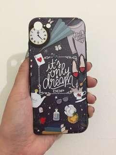 Casing Iphone 7 (Alice in Wonderland)