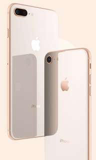 Brand New IPhone 8 64gb (Gold)