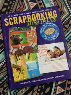 Scrapbooking Digitally Book
