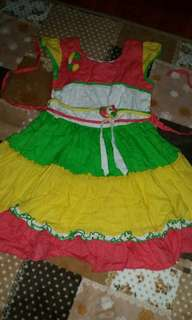 Dress for 4yrs old