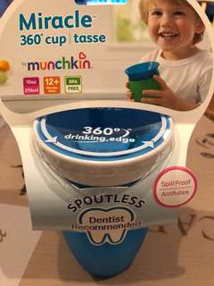 BN Munchkin miracle 360 cup