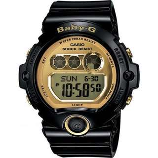 Baby-g black sale! $100 only