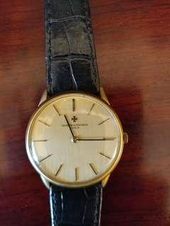 Vacheron Constantin Gold Winding Vintage Man Watch