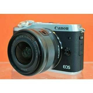 Camera Canon M6