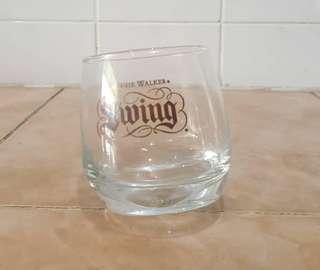 Johnnie walker swing glass cup