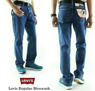 Celana Jeans Pria Levis 505 dan Cheap Monday