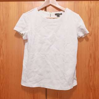 Mango 米白上衣 🔺二手 🔺尺寸m 🔺歡迎詢問售後不退貨