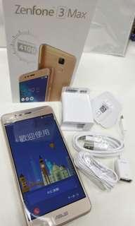 陳列品 Asus Zenfone 3 Max (ZC520TL) 32gb Gold