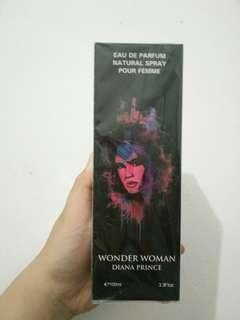 Parfume DC Comic womder woman