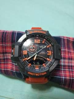 G-Shock aviator series