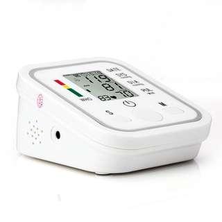 Upper Arm Blood Pressure Monitor Portable