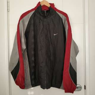 Nike vintage windbreaker jacket