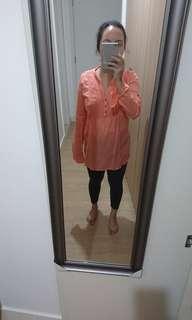 Zara Tunic top (maternity too)