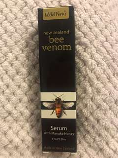 Bee Venom Wild Ferns Serum with Manuka Honey