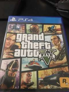 PS4 GTA V 可議