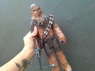 "Star Wars Chewbacca 13"" Action Figure"