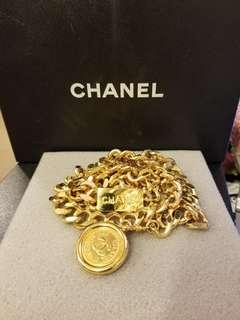 Chanel Vintage Waist Belt
