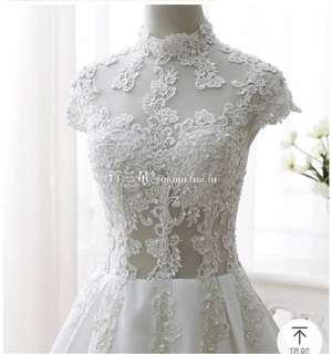 Wedding Gown- M size